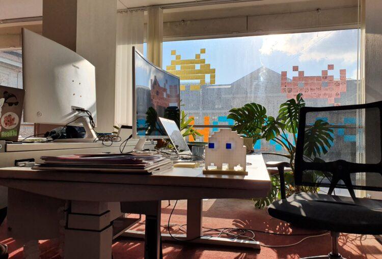 bureau soleil powerhouse