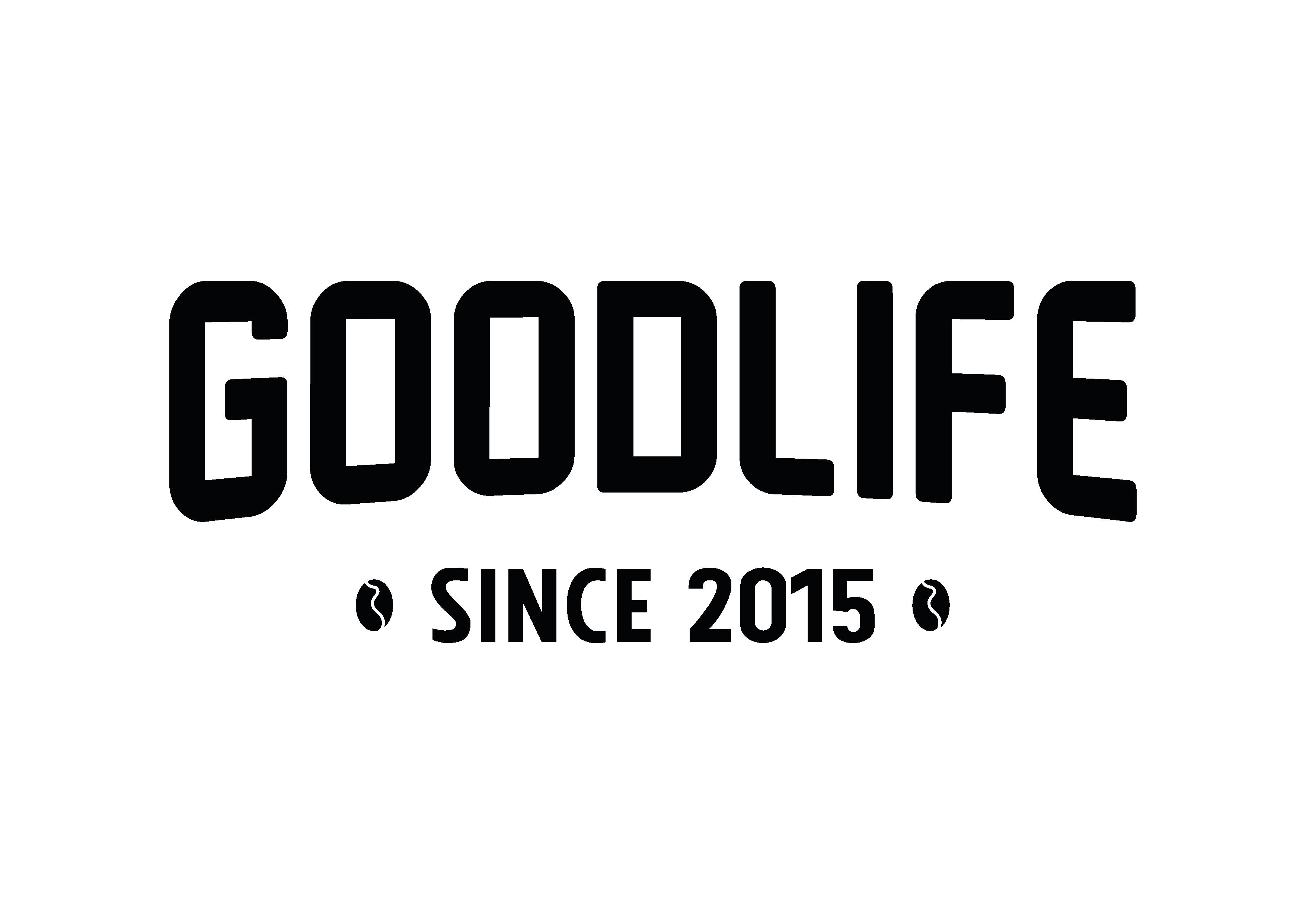 logo Goodlife coffee company
